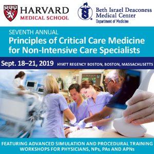 Critical Care Medicine 2019